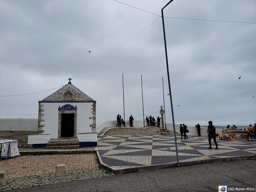Ermida da Memória em Nazaré - Diário de Bordo: Fátima, Óbidos e Nazaré