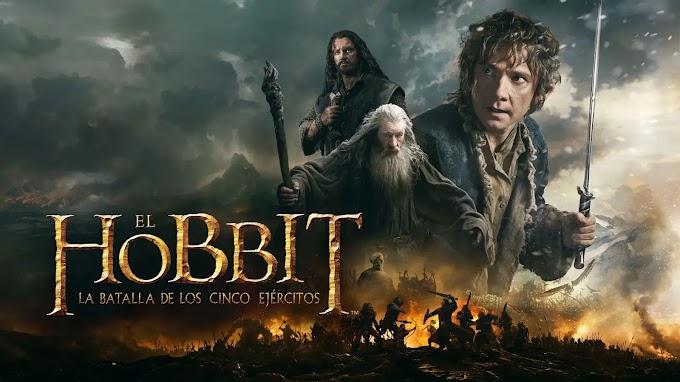El Hobbit: La Batalla de los Cinco Ejércitos: el final de la aventura