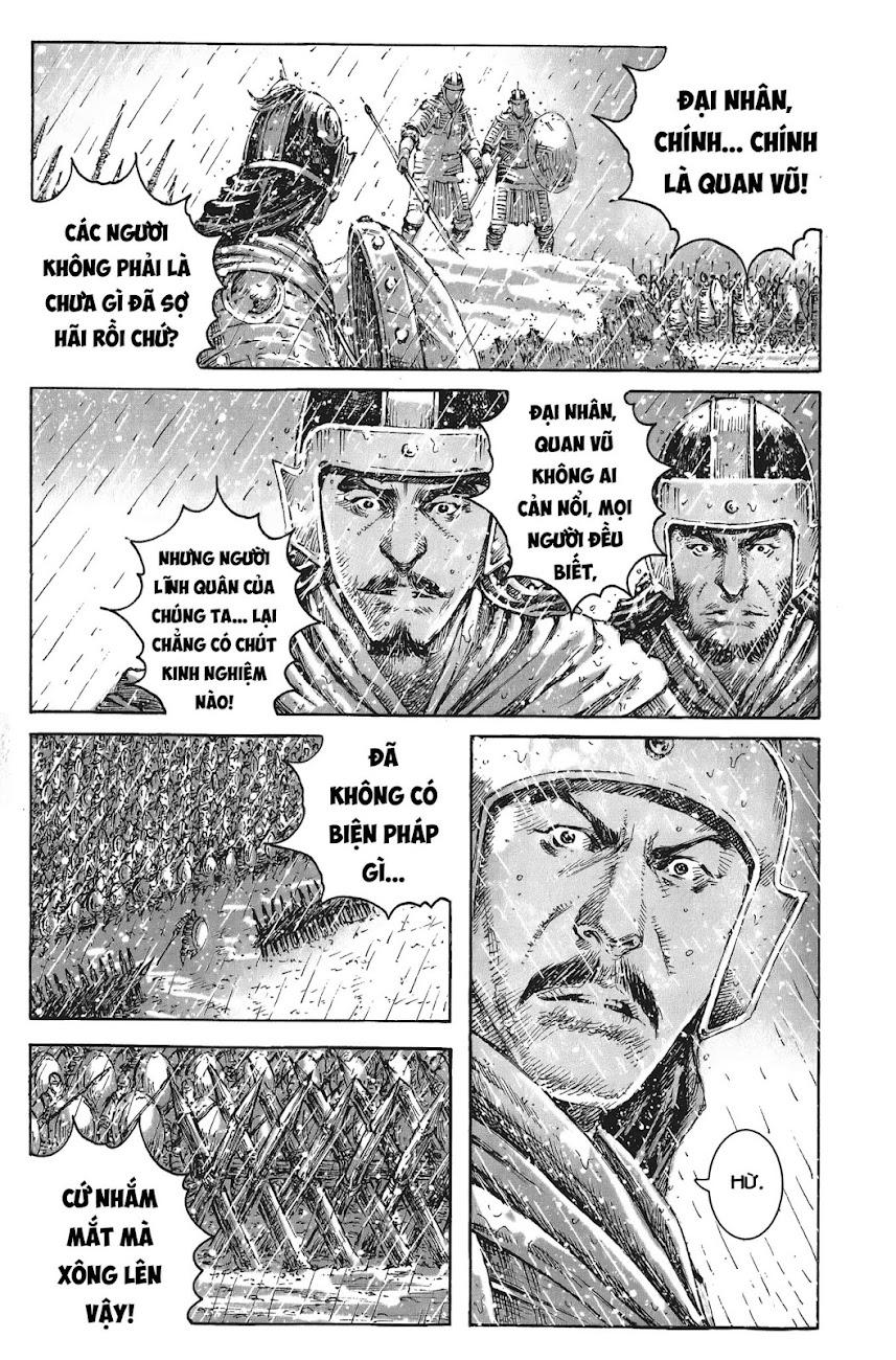 Hỏa phụng liêu nguyên Chương 437: Thần nhân sơ chiến [Remake] trang 15