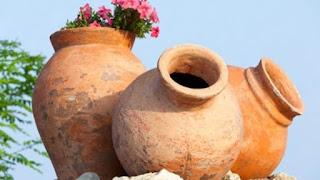 Tesouro em Vasos de Barro