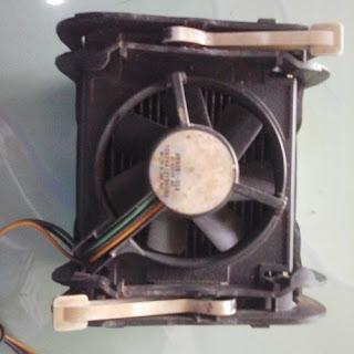 kipas pendingin komputer intel 478