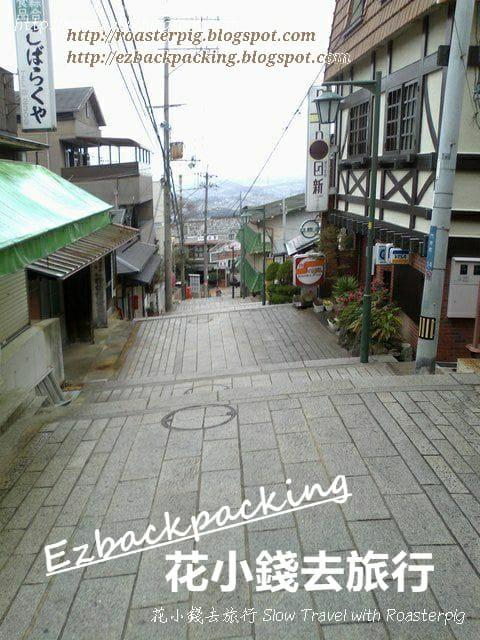宝生寺前商店街