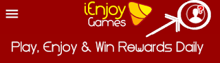 ienjoy app Play games and earn money profile