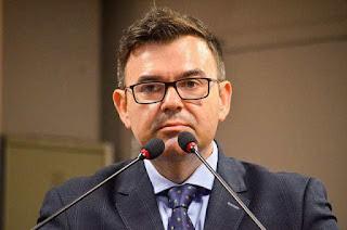 Raniery Paulino sugere que seja editado o Ato normatizando as Sessões Remotas da ALPB