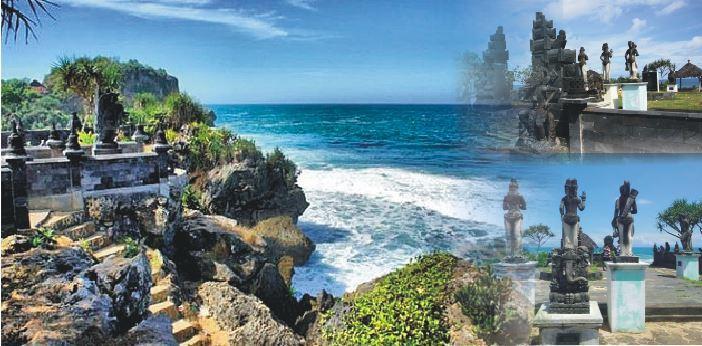 Tiket Masuk Lokasi Wisata Pantai Ngobaran Gunung Kidul Jogja Review 2020 Lokasi Tiket Masuk Fasilitas Wisata Terbaru 2020