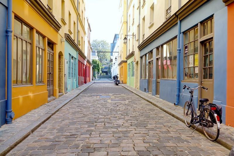 Image result for La cour d'Alsace-Lorraine paris