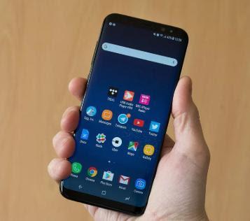 Spesifikasi Layar Samsung Galaxy S8 Plus