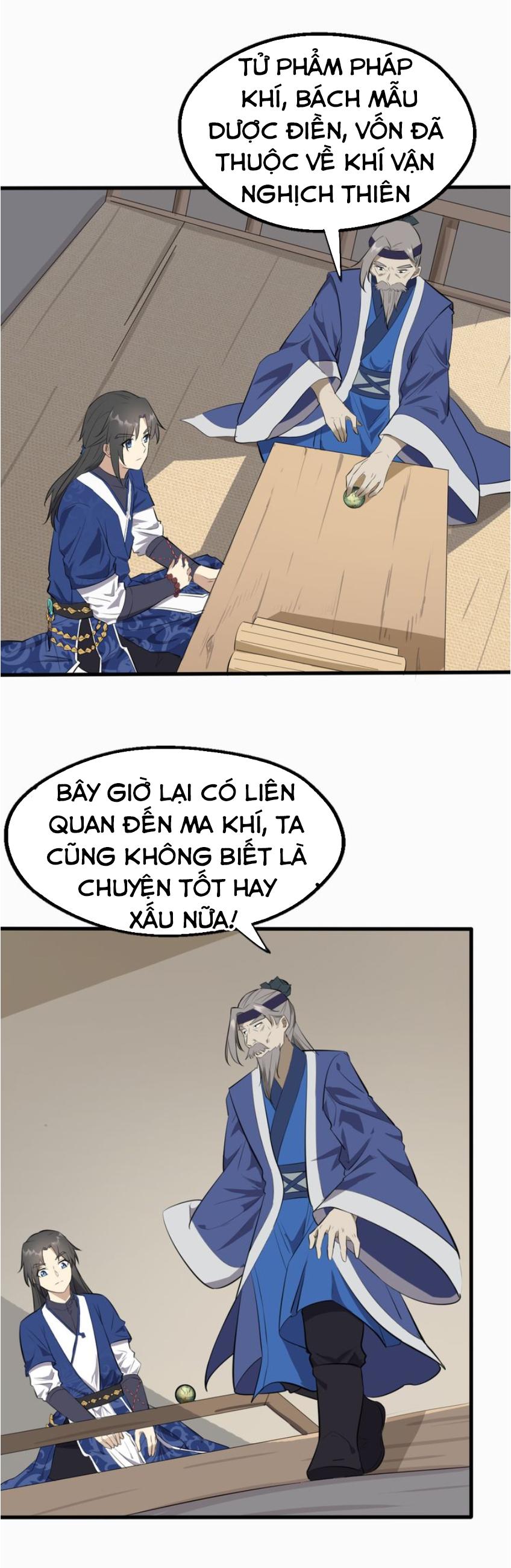 Đại Nghịch Chi Môn Chapter 28 - Hamtruyen.vn