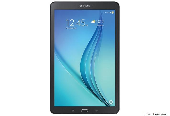 Samsung Launches Galaxy Tab E LTE in Canada