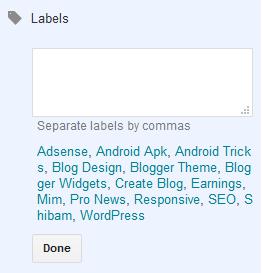 Google BlogSpot ব্লগের কয়েকটি গুরুত্বপূর্ণ SEO টিপস!
