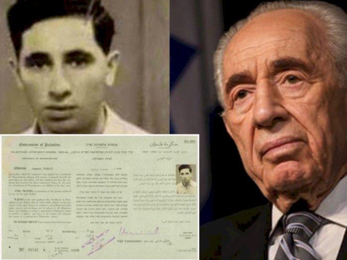 Mantan PM Israel Ternyata Pernah Daftar Jadi Warga Palestina, Eh Sekarang Malah Menjajah Negara yang Menampungnya