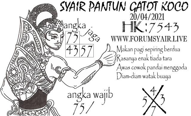 Forum Syair Hongkong HK 36