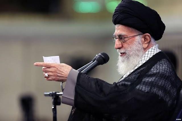 Ayatollah Khamenei: US 'most evil' enemy of Iran, its virus aid offer strange