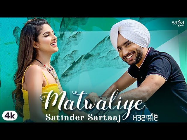 Matwaliye Song Lyrics - Satinder Sartaaj Ft. Diljott | Seven Rivers | Beat Minister | New Punjabi Songs 2020 Lyrics Planet