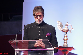 Amitabh Bachchan Launches Ramesh Sippy Academy Of Cinema and Entertainment   March 2017 022.JPG