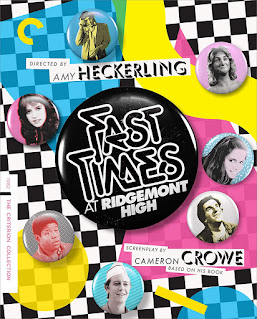 Fast Times at Ridgemont High - Cover