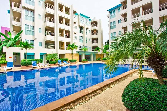 Patong Beach Studio Apartment