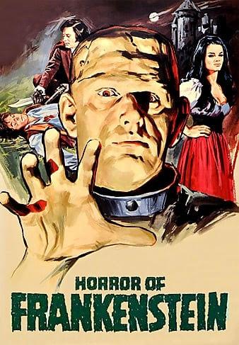 The Horror of Frankenstein (1970)