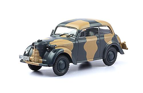 KADETT SPEZIAL K38 1:43, voitures militaires de la seconde guerre mondiale