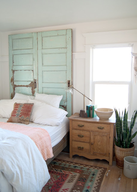 Farmhouse Master Bedroom Reveal