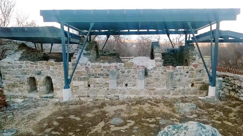 Θυρανοίξια της αναπαλαιωμένης βυζαντινής Μονής Χριστού στα Θέρμα Σαμοθράκης