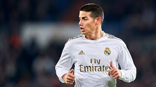 I want to go where I feel loved by everyone: James Rodriguez on Madrid future