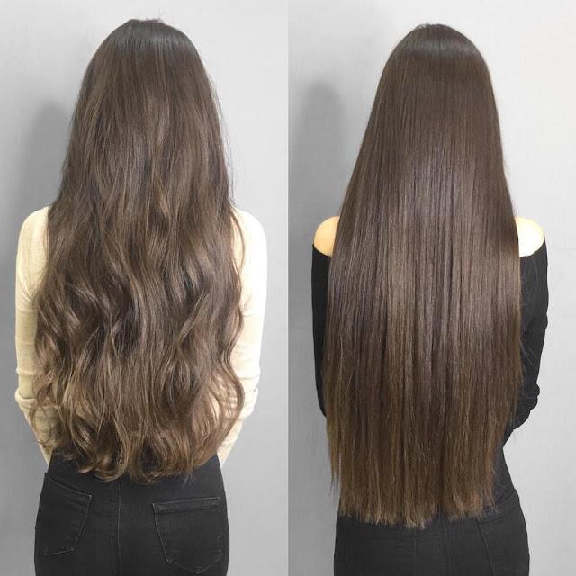 La gingembre peut être la clé des beaux cheveux longs et sains