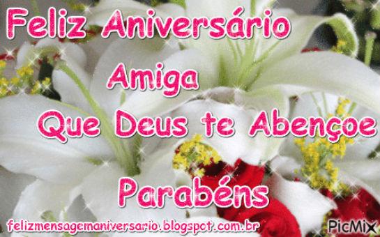 Mensagem Feliz Aniversario Amiga: Mensagem De Aniversário Parabéns Amiga