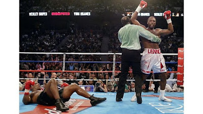 Petinju Legenda Mike Tyson Bukan Lawan Tangguh Bagi Lennox Lewis 2020