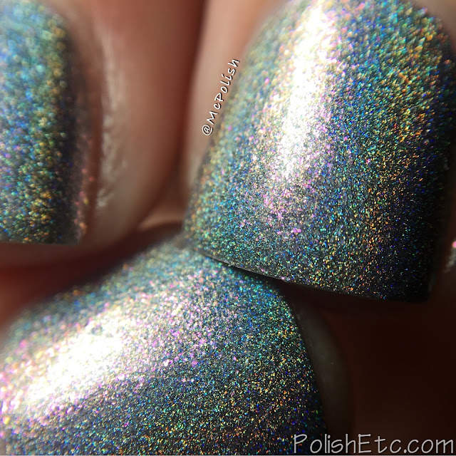 Glitter Daze - Moon Baby Collection - McPolish - Eclipse