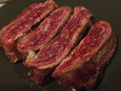 Entraña en barbacoa - Receta de entraña - Receta uruguaya - Receta argentina - Skirt Steak -  Receta - Entraña uruguaya - Barbacoa - BBQ - el gastrónomo - el troblogdita - ÁlvaroGP