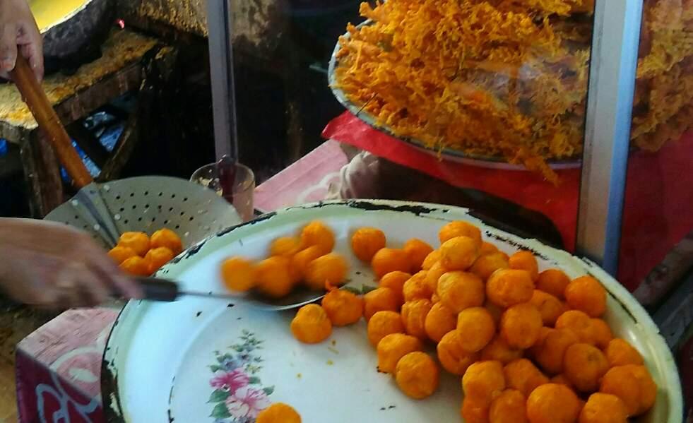 sala lauak ini merupakan kuliner khas Kota Pariaman yang dapat ditemui di wisata Pantai Gandoriah