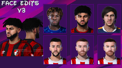 PES 2020 Facepack V3 by Farouk