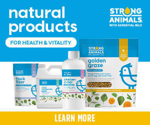 Strong Animals Chicken Essentials