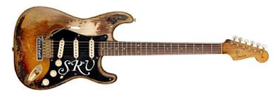 Stevie Ray Vaughan Number One Guitar