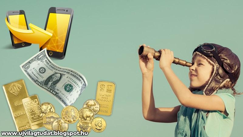 a bitcoin a pénz jövője