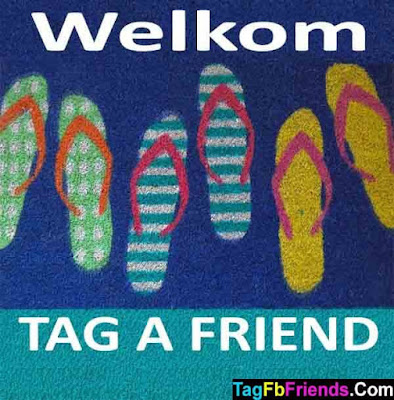Welcome in Afrikaans language