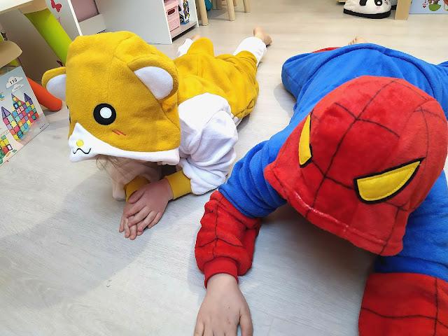 pyjama grenouillière