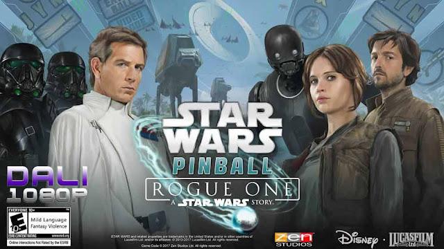 Star Wars Pinball Rogue One Free