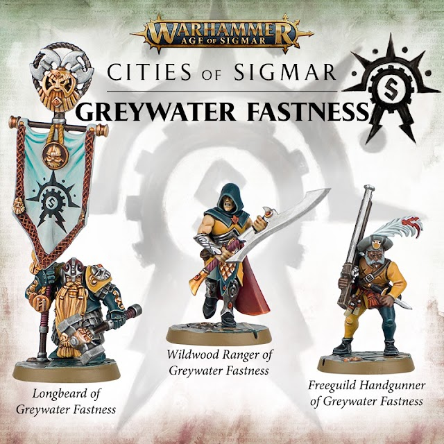 Preview Rules Cities of Sigmar: The Greywater Fastness