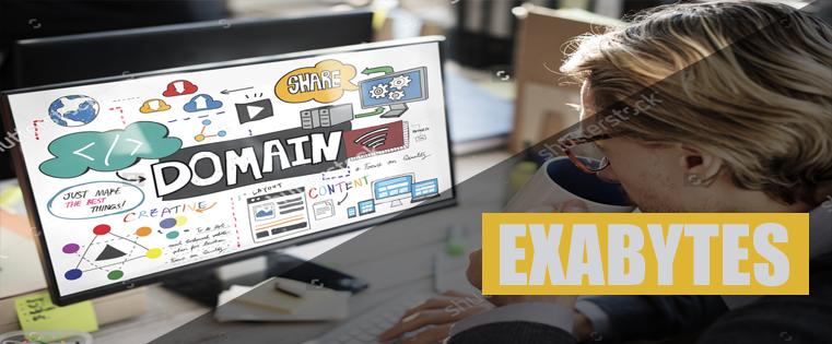 Cara Menggatur Domain Blogspot.com Gratis dari Exabytes