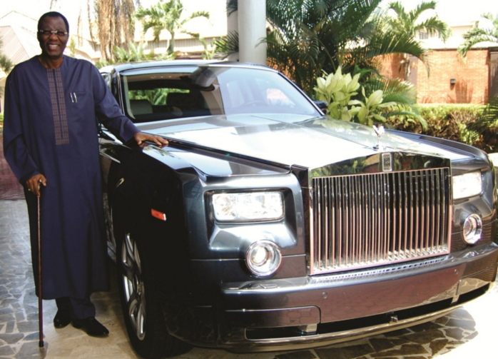 gbenga daniel 70 million rolls royce phanthom