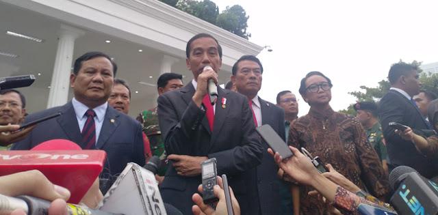 Jokowi: Kedaulatan NKRI Tidak Bisa Ditawar-tawar
