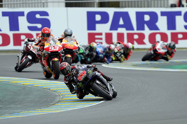 Nama-Nama Pembalap MotoGP dan Nomor Motornya Di Musim 2021