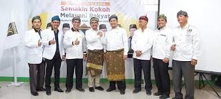 Hadiri Rakorda, Wakil Bupati Batu Bara  Sampaikan PKS Selalu Dicintai