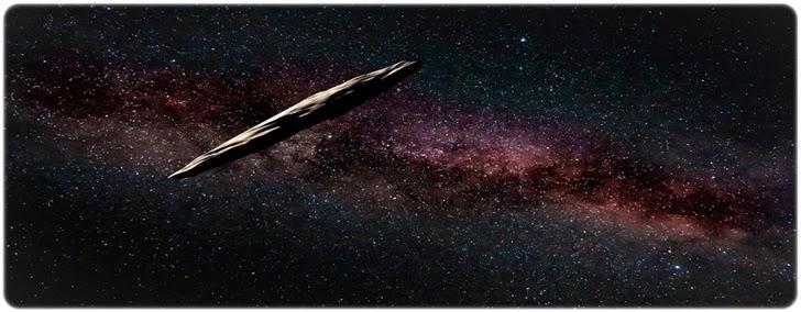"""Avi Leob'un 'Uzaylılara Ait"""" Dediği Cisimden Yeni Haber"""