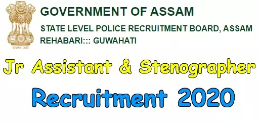 SLPRB 204 Post of Jr. Assistant & Stenographer Recruitment 2020