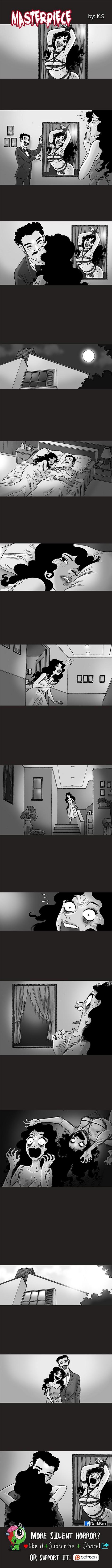 Silent Horror chap 62: Kiệt tác