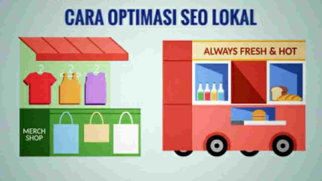 optimasi seo lokal