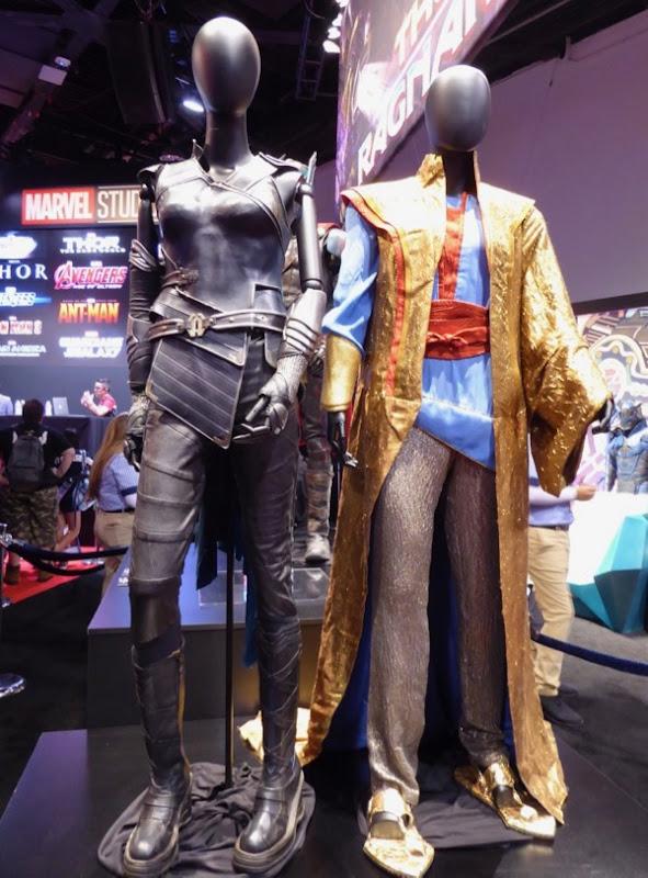 Thor Ragnarok Valkyrie Grandmaster costumes